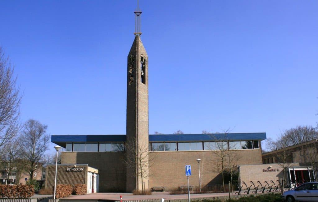 AV-installatie voor Bethelkerk Ede