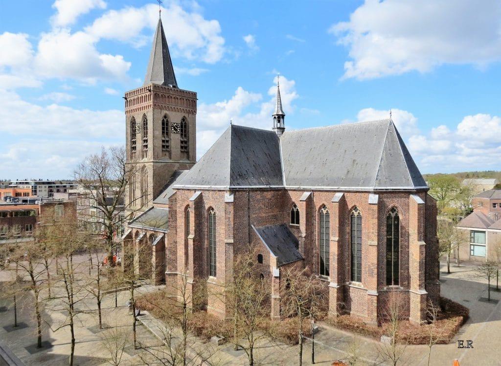 Oude kerk Ede krijgt KerkTV