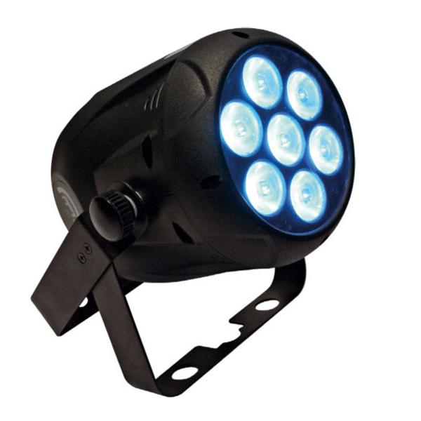 CLF tri-colour LED minipar