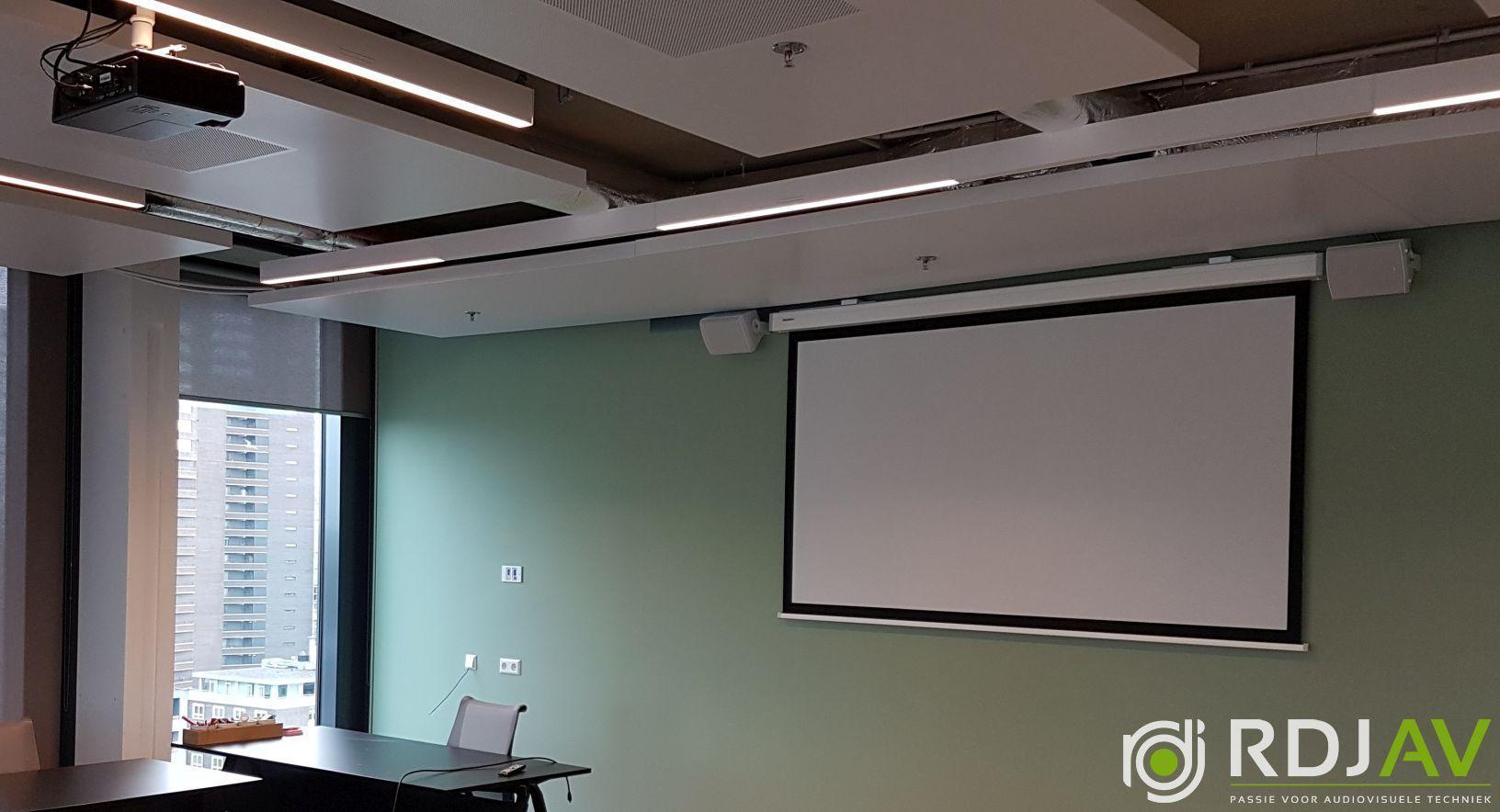 Kantoor presentatieruimte