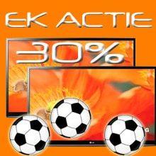 EK-ACTIE Plasma schermen