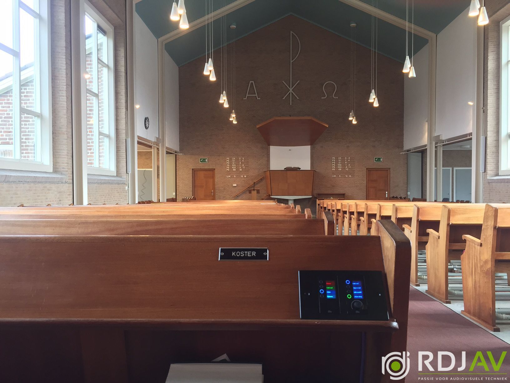 Geluid Sionkerk