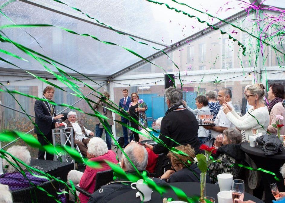 Opening De Klinkenberg
