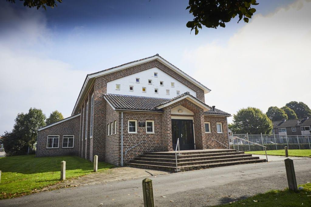 Sionkerk Ede Geluidsinstallatie