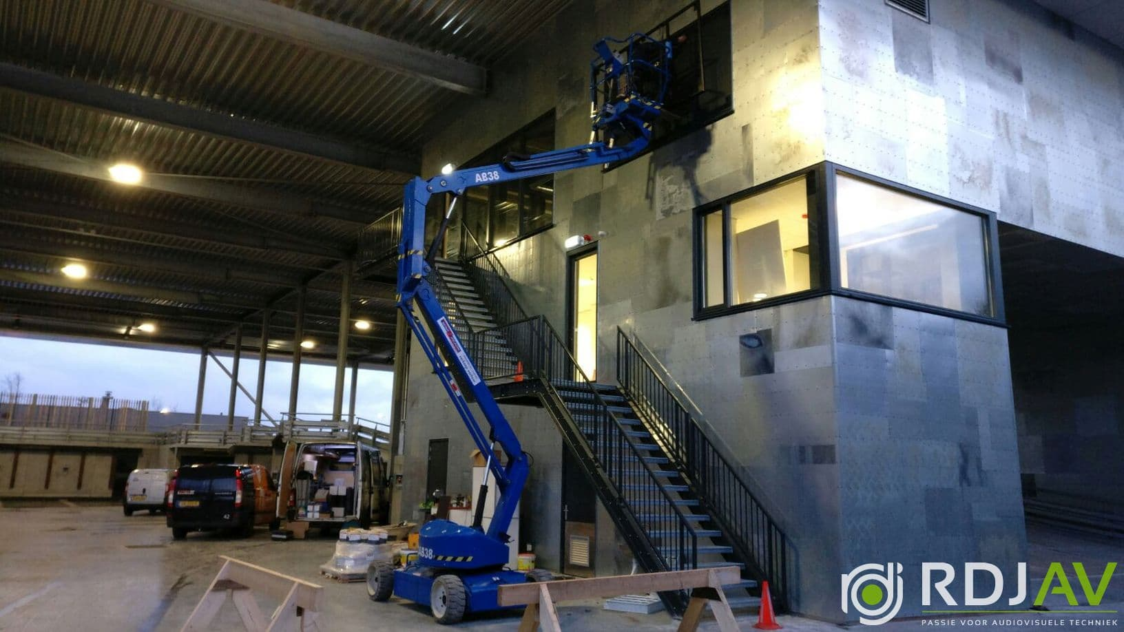 ledwall montage