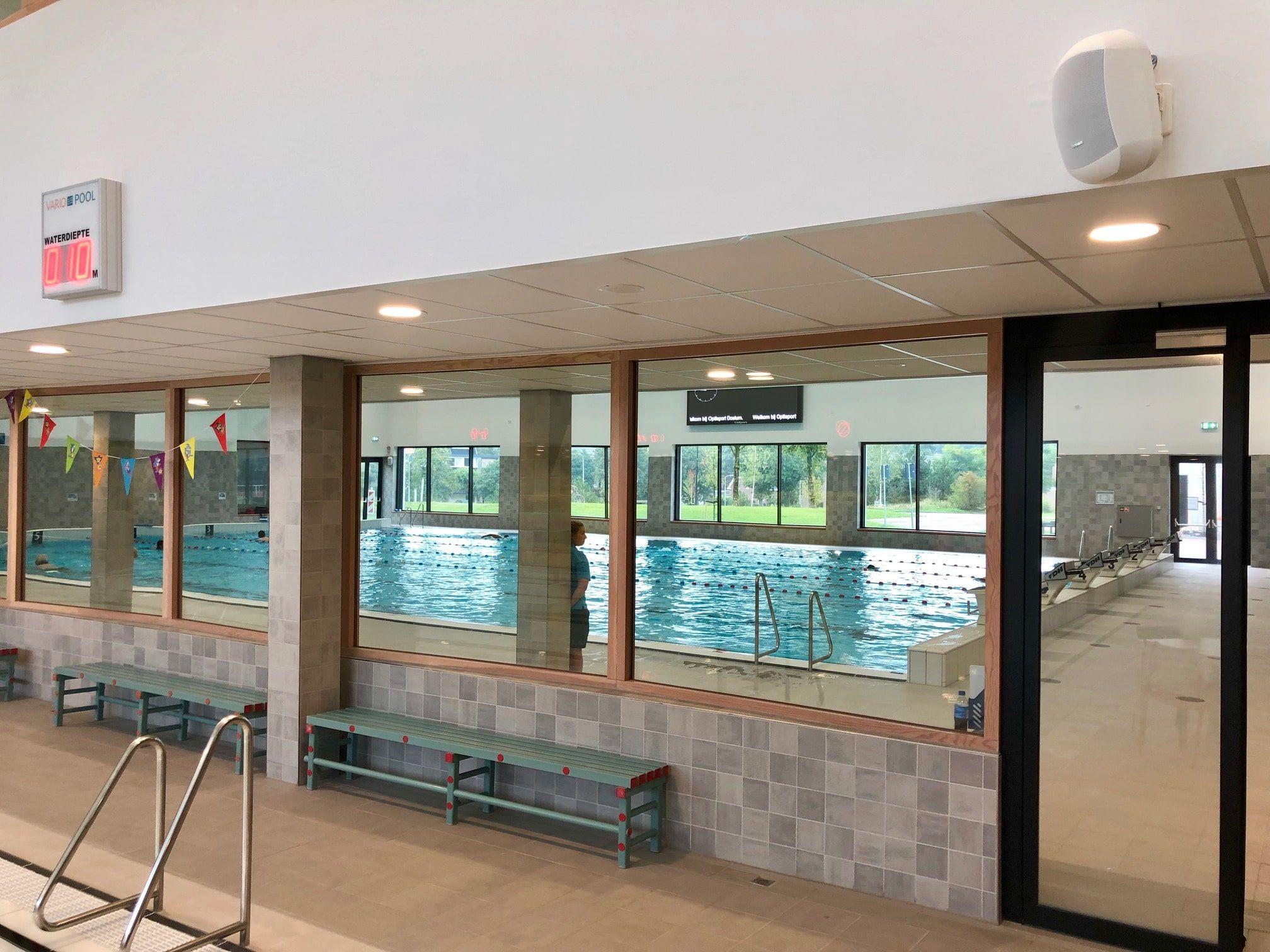 Zwembad Doelum wedstrijdbad