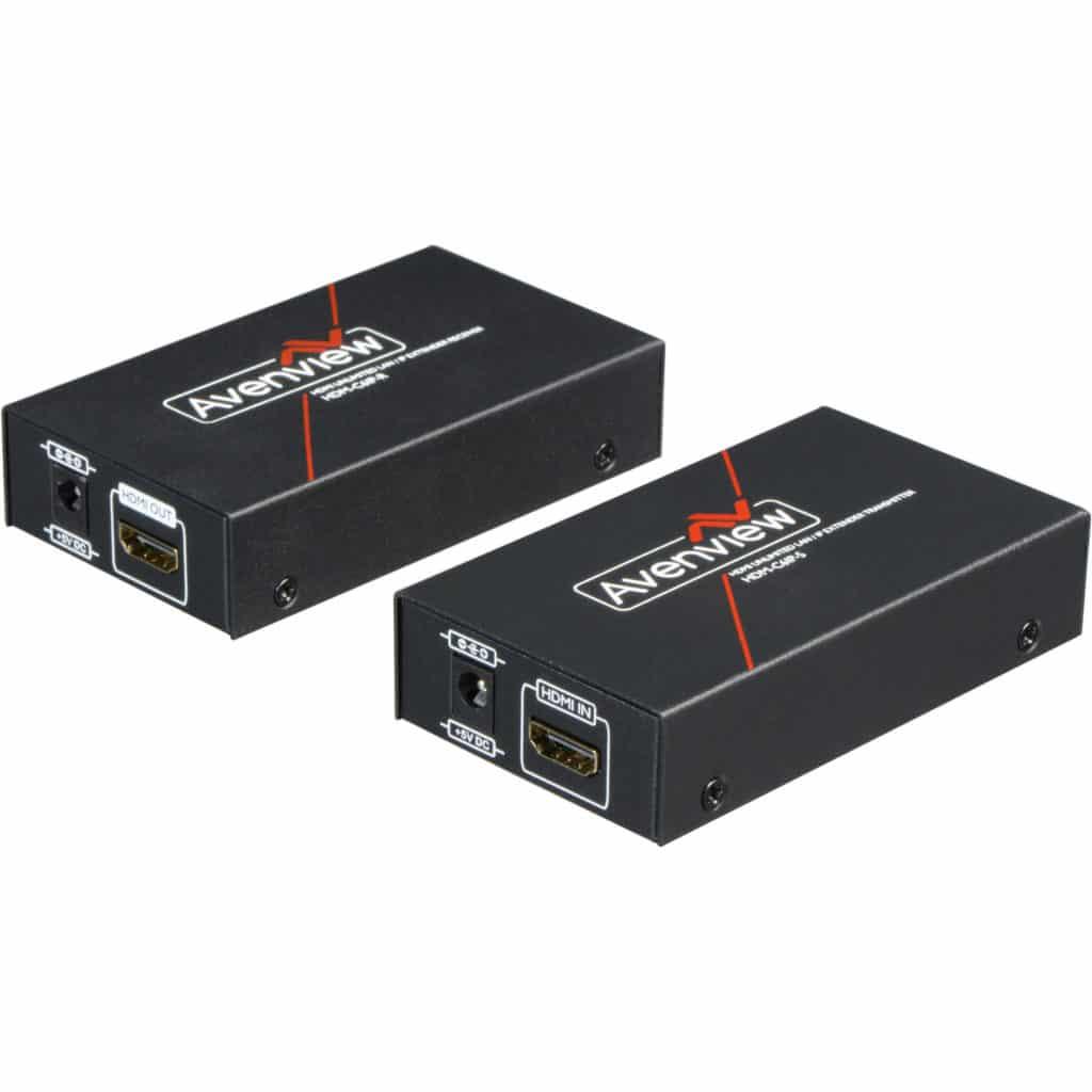 HDMI extender set HDbaseT