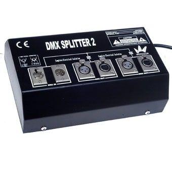 DMX splitter