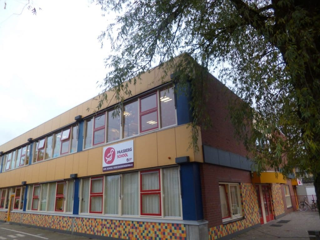 Paasbergschool, Ede