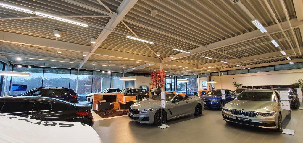 Ekris BMW en Mini, Zeist