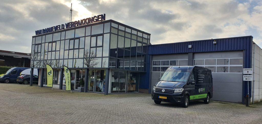 Van Barneveld Verpakkingen, Veenendaal