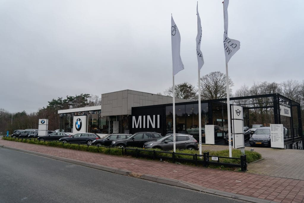Ekris BMW en Mini, Zeist