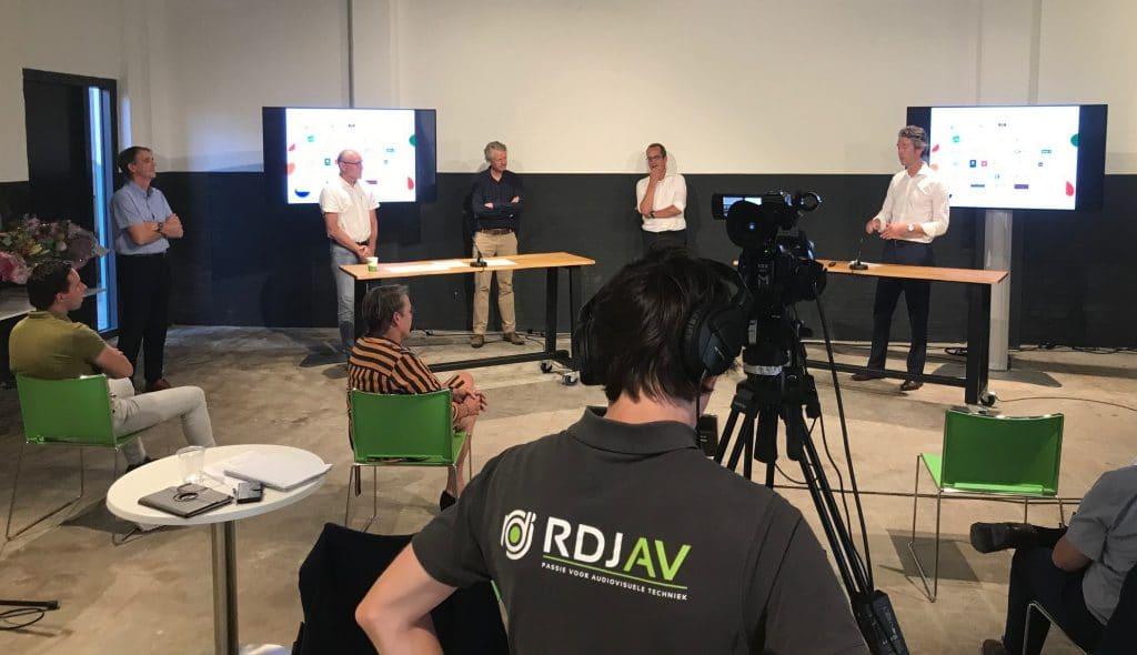 Live-registratie voor Stichting Vastgoedmonitor regio Food Valley