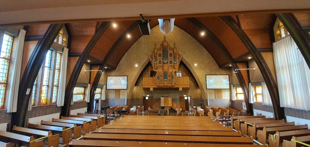 Prinses Julianakerk, Scheveningen