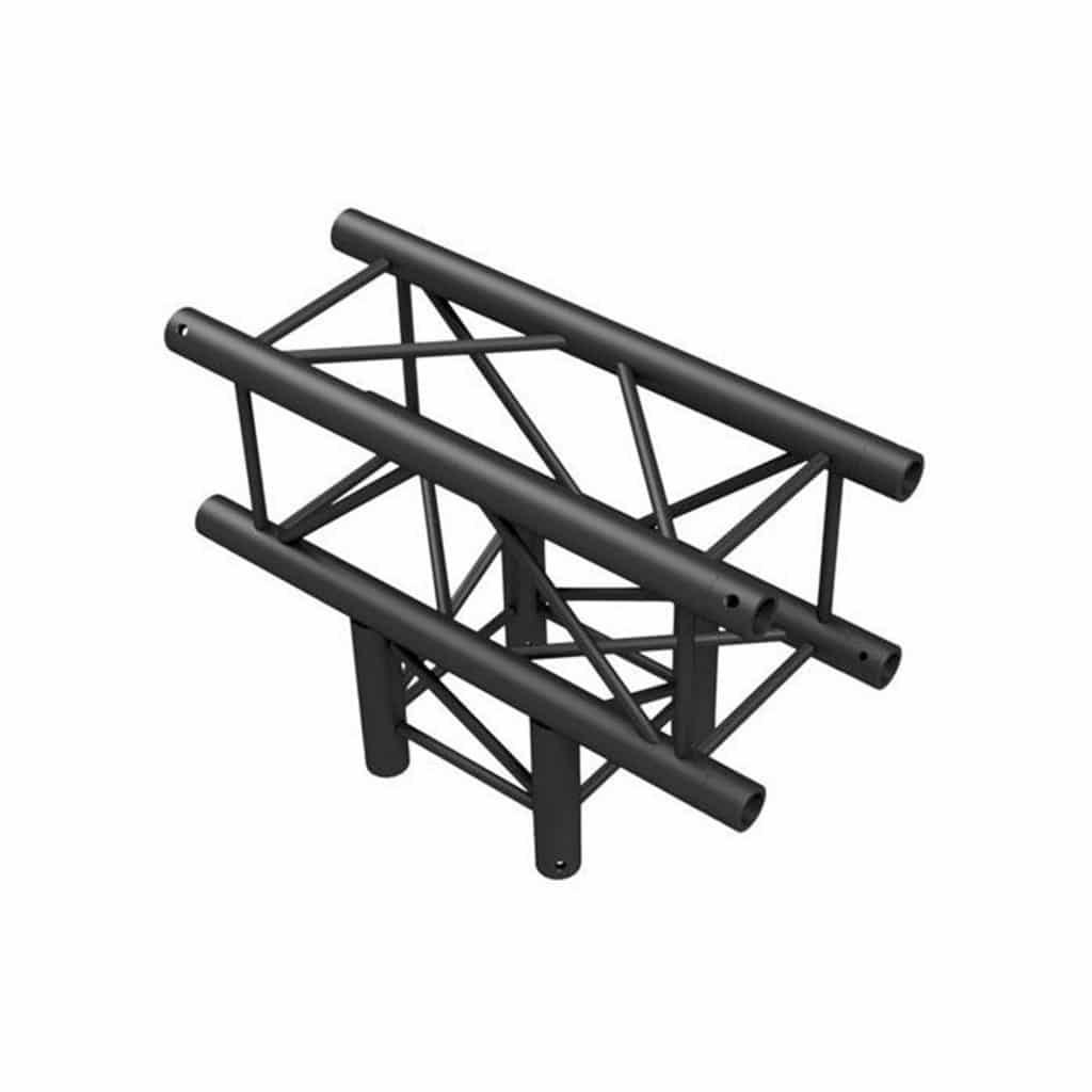 FD34 eurotruss T-stuk zwart