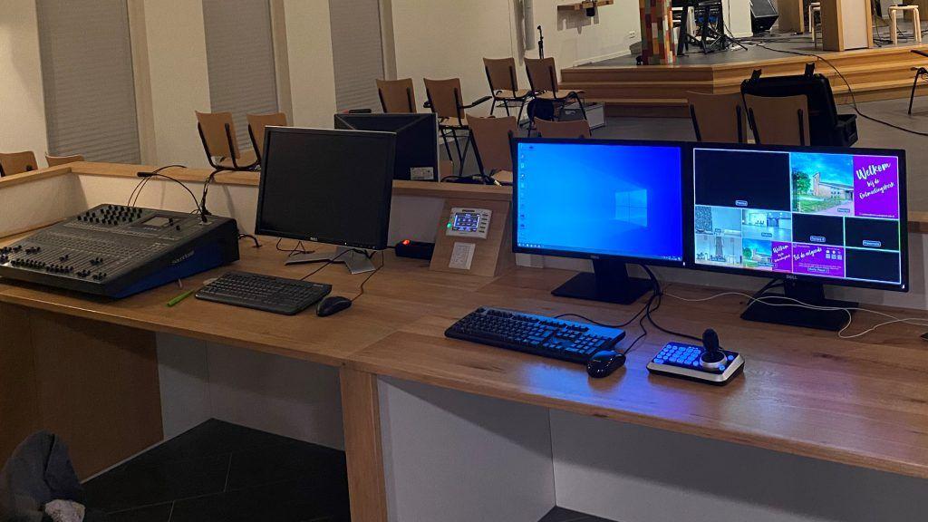 Cursus Videotechniek voor kerken 2021
