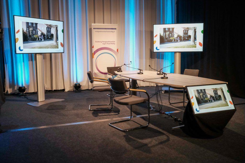 Online evenementen vanuit de RDJ Studio
